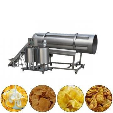 Automatic Rotating Popcorn Puffed Rice Cup Filling and Sealing Machine