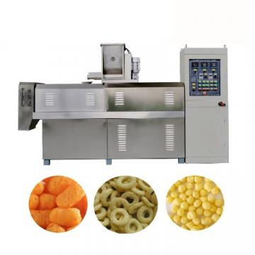 Extruded Inflated Snacks Food Manufacturing Machine From Jinan Dayi