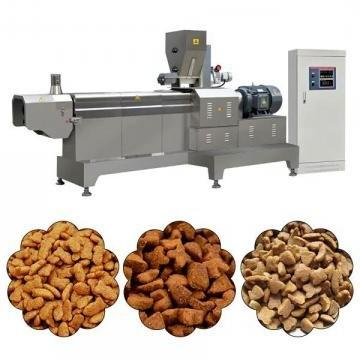 Extrusion Corn Snack Food Manufacturing Machine