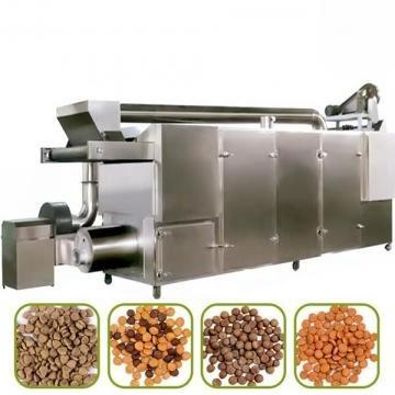 Automatically Pet Food Manufacturing Machine
