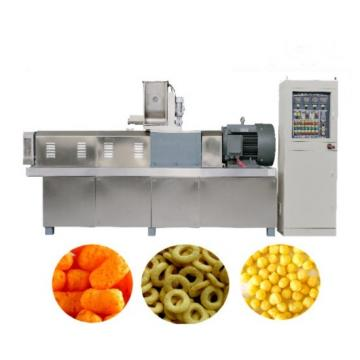Double Screw Extruder Artificial Nutritional Reinforced Rice Processing Line