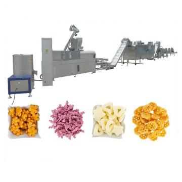 Automatic Nutritional Rice Equipment Reconstitute Rice Machine Arificial Rice Extruder