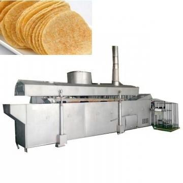 Lays Style Potato Chips Manufacturing Machine