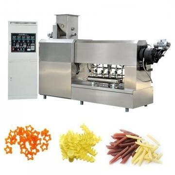 New Condition Fried Snack Food Production Machine Fried Pellet Chips Snack Food Processing Line Crispy Chips/Sala/Bugles Process Line