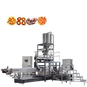 Crunchy Cheese Corn Puffs Snacks Food Production Line