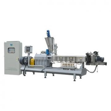 New Technology Cheese Balls Corn Puff Snacks Chips Making Machinery Plant Pillow Core Filling Snacks Production Line