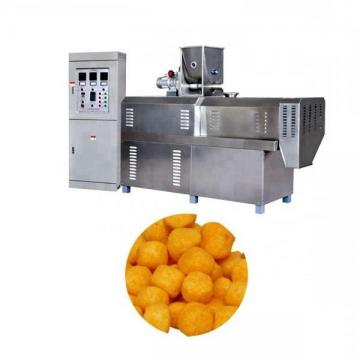 Mini Rice Extruder Puffed Maize Flakes Breakfast Cereals Plant Machine