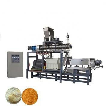Combined Corn Snack Grits Maize Flour Grinding Machine