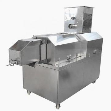 Salted Corn Meal Cereal Bar Fried Snacks Food Extruder Machine