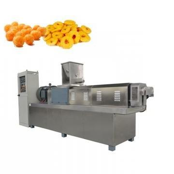 Double Twin Screw Snacks Extruder Corn Puffs Chips Snacks Food Inflating Machine Food Puffer Puffed Food Maker Processing Line Plant