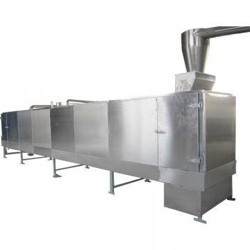 Fully Automatic 3D 2D Salad Pellet Snack Food Extrusion Fried Wheat Flour Bugle Machine Double Screw Extruder