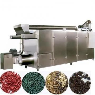 single/double screw extruder macaroni pasta making machine supplier
