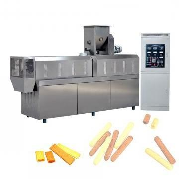 Food Extrusion Bar Cereal Snack Making Machine Processing Equipment Production Line