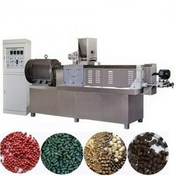 Fully Automatic Grain Rice Puffed Corn Chips Snacks Extrusion Machine