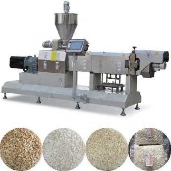 Fish Feed Production Line Floating Fish Feed Pellet Machine Price #1 image