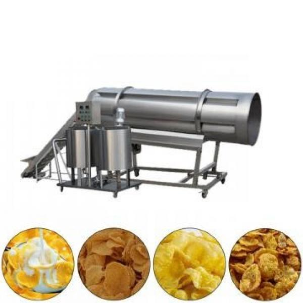 Automatic Puffed Rice Popcorn Filling Cup Sealing Packing Machine #1 image