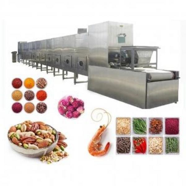 Full Automatic Volumetric Cup Measuring Puffed Rice Packing Machine #1 image