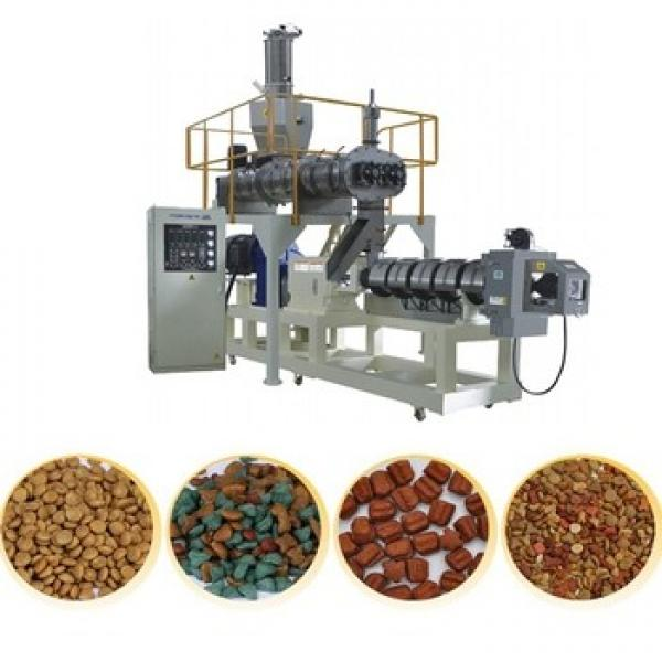 Ce Certificate Small Capacity Dog Food Manufacturing Machine Pet Food Extruder Machine #1 image