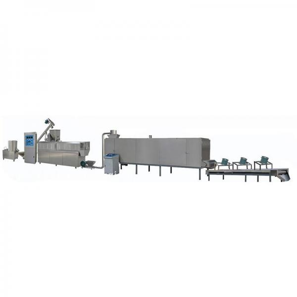 Fully Automatic Factory Equipment Frozen French Fries/Potato Chips Making/Processing Machine/Production Line #1 image