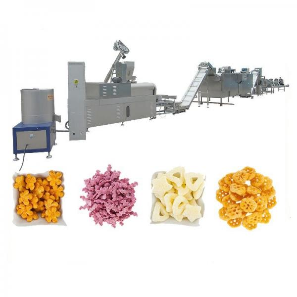 Professional Artificial Strengthed Nutritional Rice Processing Machine/Machinery/Prosessing Line /Extruder #1 image
