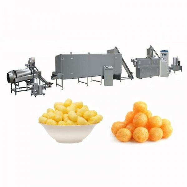 Factory Used Potato Chip Line Make Plant / Chips Manufacturing Equipment #1 image