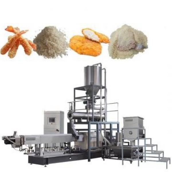 Corn Chips Machine Puff Snack Food Production Line #1 image