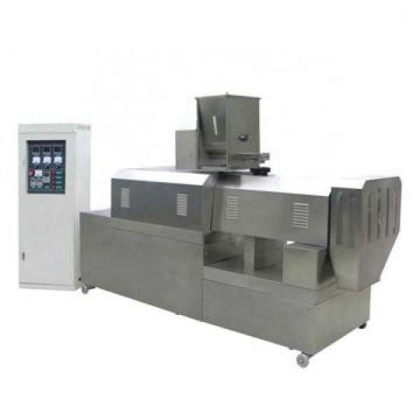 Extruded Puffing Snack/Pet Food Making Machine Production Line #1 image