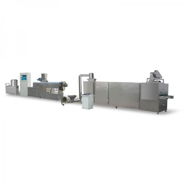 New Promotion Pet Food Processing Machine Floating Sinking Fish Feed Extruder #1 image