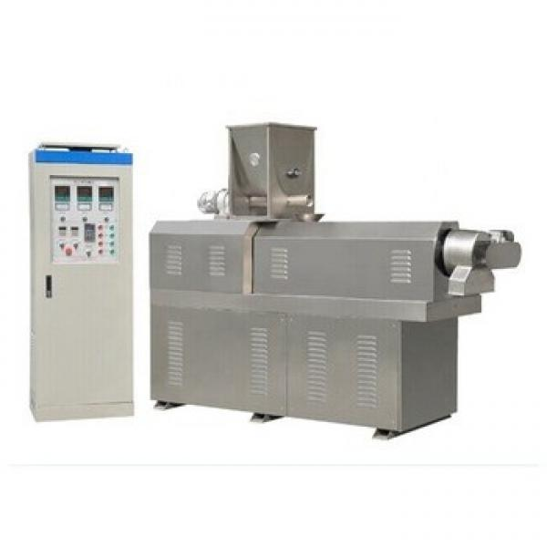 Automatic Frying Machine for Corn Puff Snacks #1 image